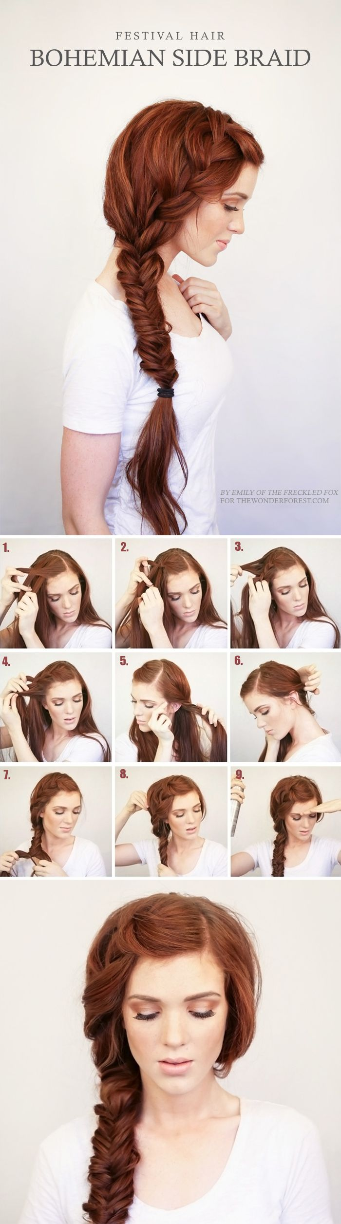 Hairstyles-with-Tutorials