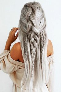 Long Braid Hairstyle
