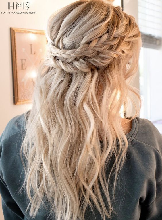Double Boho Braid hairstyles